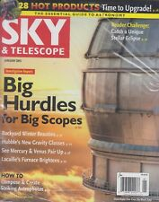 Sky & Telescope January 2015 New in Plastic Hot Products/Guide to Astronomy