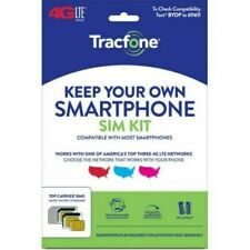 Tracfone Bring Your Own Phone Triple Sim Kit for T-Mobile Network