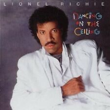 """LIONEL RICHIE """"DANCING ON THE CEILING"""" CD NEUWARE"""