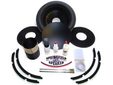 Complete Alpine SWR-1043D Recone Kit - Dual 4 Ohm - Incl Adhesives