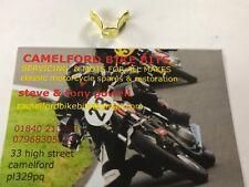 Triumph Bsa Norton Etc Ht Lead Retainers Free Uk Post