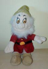 Peluche 7 nani dotto 28 cm disney originale pupazzo plush soft toys idea regalo