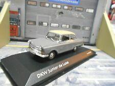 AUDI NSU DKW Junior de Luxe grau grey 1959 - 1963 1/500 Minichamps 1:43