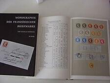 W. Hofinger 1960+ + + de la monografía sellos franceses