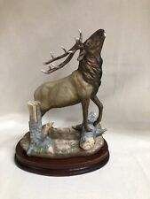 Homco 1993 Masterpiece Wilderness Elk Figurine #1392