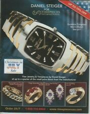 TIMEPIECES International Catalog 2019 Christmas in July Sale BRAND NEW