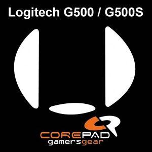 Corepad Skatez Logitech G500 G500S Souris Pieds Patins Téflon Hyperglides