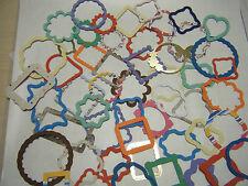 Job lot 50 MINI FRAMES Assorted die cut - Ideal for card making / scrapbooking