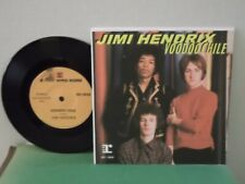 "Jimi Hendrix,Reprise,""Voodoo Chile"",US,7"" 45 with P/C,Fan Club juke box issue,M"