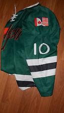 ECHH Ice Hockey Team EAST COAST HEAT Jersey American Canada Adult Size YL echl