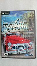 Car Tycoon (PC: Windows, 2002) - European Version