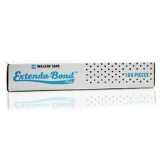 "EXTENDA BOND PLUS Tape Box 100 Count 1.5""X12"" wig"