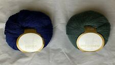 2 Skeins Peruvian Baby Cashmere Yarn - Color 1710 & 2308