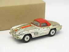Corgi Toys 1/43 - Mercedes 300 SL Roadster Oro (b)
