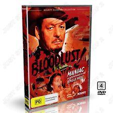 Bloodlust (1961) - Classic Thriller / Horror : New DVD