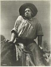 "WALLACE BEERY in ""Bad Bascomb"" Original Vintage PORTRAIT 1946"