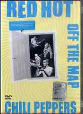 RED HOT CHILI PEPPERS Off the Map DVD - sigillato