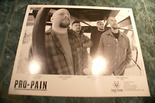 PRO PAIN OFFICIAL 8X10 1996 PROMO PICTURE  MINT NEVER USED RARE HTF OOP