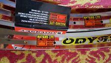 ODYSSEY HAZARD LITE BMX Rims 48H Chrome old mid school Morales Hoffman HARO GT