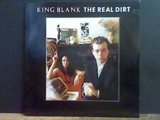KING BLACK   The Real Dirt    LP     Lovely copy     RARE !!