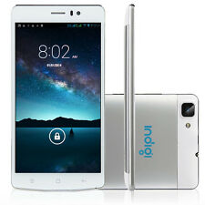 Indigi Stylish 3G Smart Cell Phone Android 4.4KK 5.5in Touch Screen GSM Unlocked