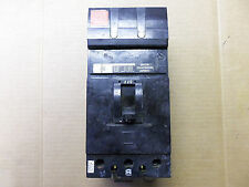 Square D KA KA36175MT 3 Pole 175 Amp 600v Circuit Breaker BLACK STYLE Flawed