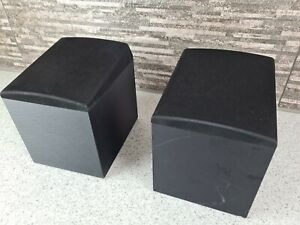 ONKYO SKH-410 Dolby Atmos Enabled Speakers 1pair Black Very Good Condition