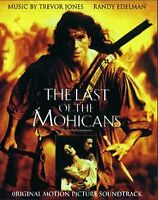 Trevor Jones and Randy Edelman - The Last Of The Mohicans [CD]