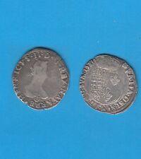 Royaume  de Navarre Henri  III Franc d'argent 1580