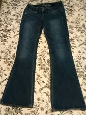 womens american eagle artist stretch jeans size 4
