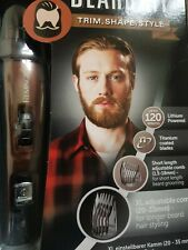 Remington Beard Kit Set New In Box