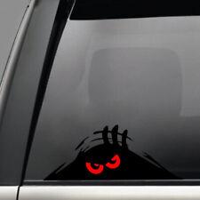 1* Eyes Monster Peeper Scary Car Bumper Window Vinyl Decal Sticker Accessories