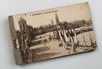 ALSACIENNE DES ARTS PHOTOMECANIQUES Antique Album of Postcards Set of 20 Unused