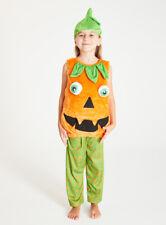 Halloween Petrifying Pumpkin Toddlers Fancy Dress Dressing up Costume H19