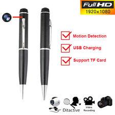 1080P Mini USB Pen Spy Pen Hidden Camera Security DVR Camcorder Motion Detection