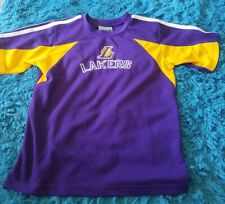 Los Angeles Lakers Official NBA Apparel Kids Youth Size Large 12/14