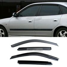 Smoke Window Sun Vent Visor Rain Guards 4P K018 For HYUNDAI 2002-06 Elantra 5DR