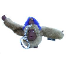 Kipling Baby & Mother Monkey Key Ring Tobacco/Ink UK RRP £9.00