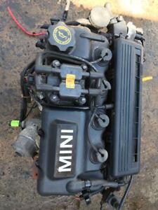 2001-2008 BMW MINI COOPER 1.6 PETROL ENGINE W10 R50 R52
