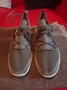 Timberland Grey Mens Trainers UK Size 11.5