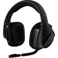 Logitech G533 Wireless DTS 7.1 Surround Gaming Headset Distance 49.2 ft