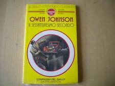 Il sessantunesimo secondoJohnson OwenNewtonLibrogiallo classico 49 Nuovo