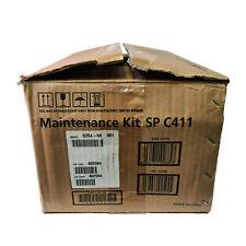 More details for ricoh 402594 maintenance kit sp c411 sp c410 sp c420