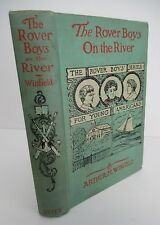 The ROVER BOYS On The River by Arthur M Winfield, 1905 Stitt Publishing