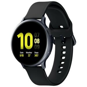 Samsung Galaxy Watch Active 2 SM-R820 44mm Aluminum Case with Sport Band Smartwa