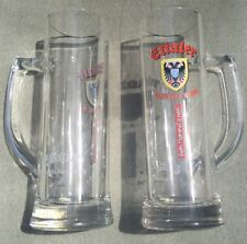 Ettaler Kloster 0.3l German Beer Mugs Set Of 2