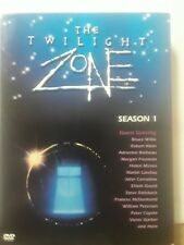 The Twilight Zone - Season 1 (1985, 6-DVD set) - Bonus Features Bruce Willis
