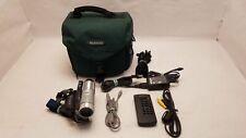 Sony Dcr-Dvd910 Handycam Super SteadyShot Camcorder w/ Accessories