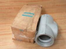 Crouse & Hinds EYS8 Conduit Seal W/Plug
