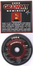 GEORGE HARRISON on CD - V.A. 2004 GRAMMY NOMINEES - USA BMG 2004 SUPER wie NEU